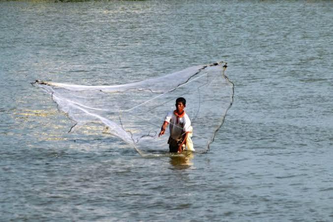 Alat penangkap ikan Legendaris