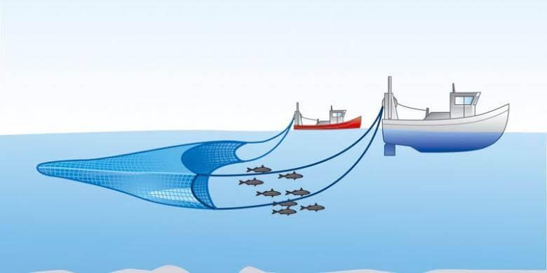 Alat perangkap ikan terlarang