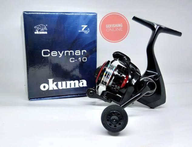 Reel Okuma Ceymar C 10