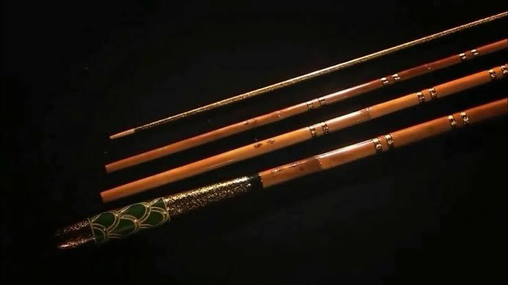 Jenis bambu untuk joran pancing