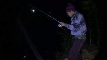 Tips Mancing Malam Di Sungai