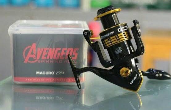 Avengers 6000 (Maguro)