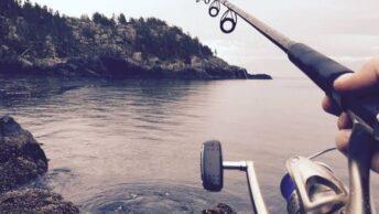 Cara setting pancing laut