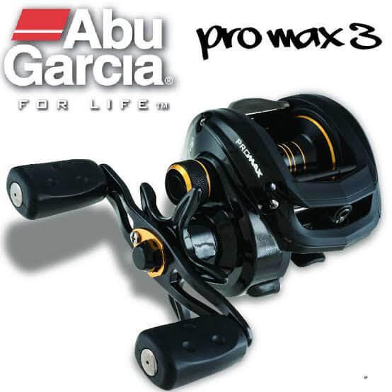 Spesifikasi reel abu Garcia pro max 3