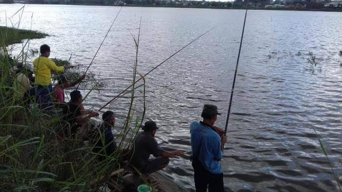 Penyebab mancing tidak dapat ikan