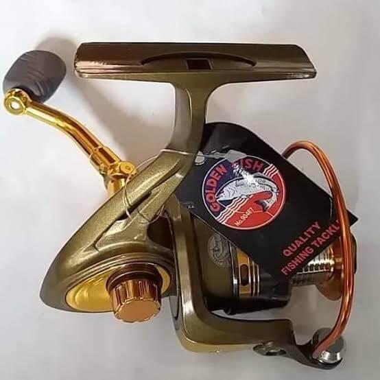 Golden fish Metanium 205 (2000)