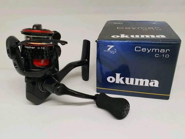 Harga Ceymar C-10 (Okuma)