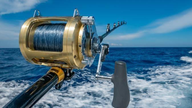 Reel Pancing Laut Terbaik